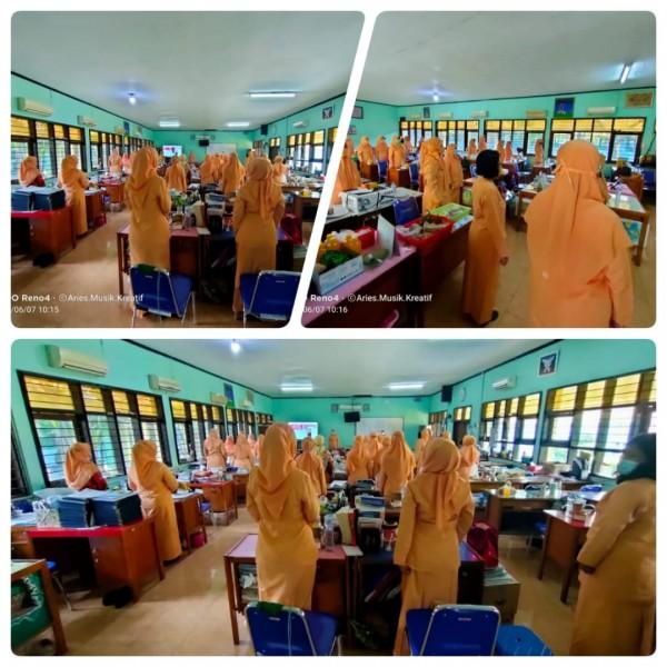 Berkibar Darma Wanita SMAN 3 Surabaya
