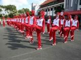 Pelatihan Paskibraka Kota Surabaya 2016